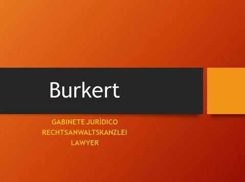 Abogado Markus Burkert. Asesoramiento legal en castellano - حقوقی / مالی