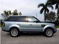 2013 Land Rover Range Rover Sport Hse, - Carros e motocicletas