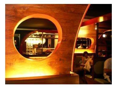 Arus oculo inteiro em madeira maciça utilizado em pub inglês - Sonstige