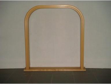 Arus peças curvas inteiras em madeira maciça - Altro