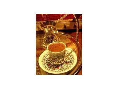 Curso de lectura de borra de café - Khác