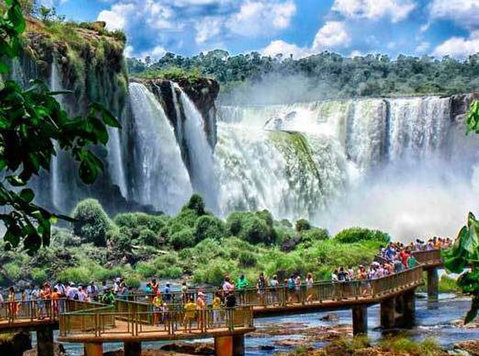 Tours to Iguazu Falls 3 days and 2nights - Services: Other