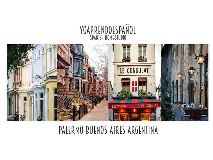 Spanish lessons Yoaprendoespanol music & argentine cooking. - Otros