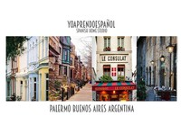 Spanish School Palermo Soho Yoaprendoespanol Music & cooking - Otros