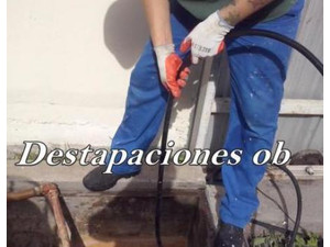 Destapaicoens, video inspeccion de cañerias, desagotes - Hogar/Reparaciones