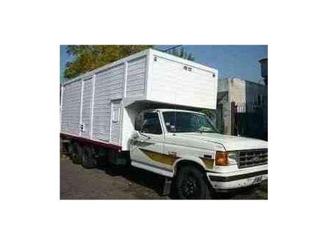 chargerflet mudanzas en san fernando, 1130169589-- - Mudanzas/Transporte