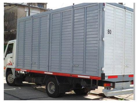 empresa de mudanzas en del viso,tortuguitas,1130233003. - Przeprowadzki/Transport