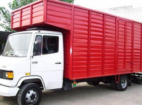 empresa de mudanzas en recoleta,barrio norte,1530233003- - Mudanzas/Transporte
