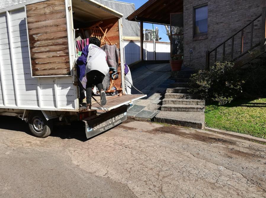 fletes y mudanzas en garin ,1530169589- - Mudanzas/Transporte