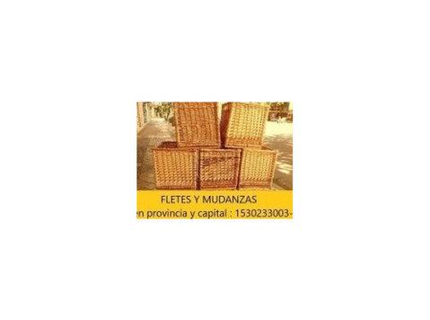 mudanzas en colegiales,coghlan 47273845. - Flytting/Transport