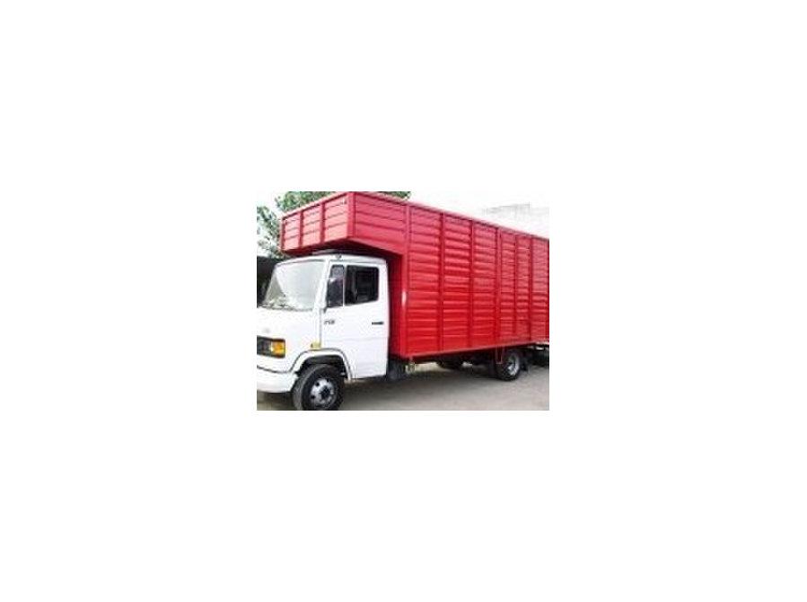 mudanzas en los polvorines, 1130233003- - Mudanzas/Transporte