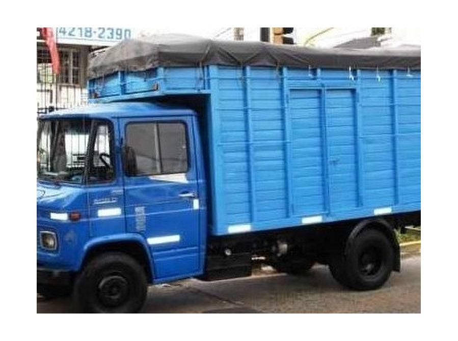 mudanzas,fletes en florida, olivos, 47273845. - Mudanzas/Transporte