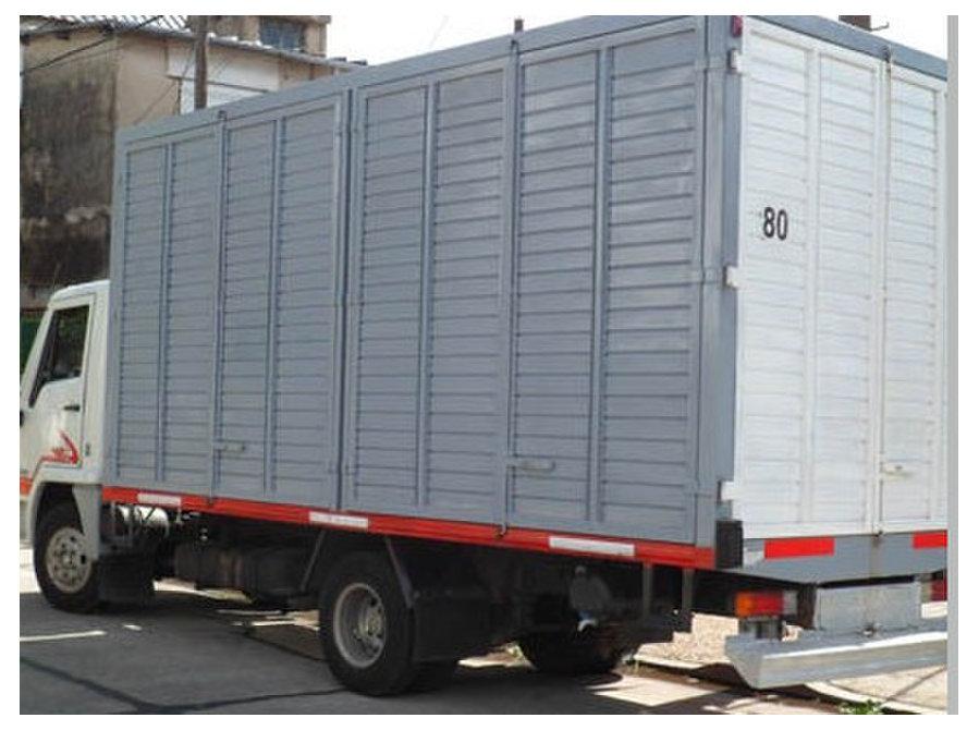 mudanzas y fletes en colegiales,belgrano r,1130233003- - Mudanzas/Transporte