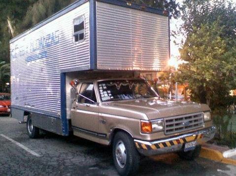 mudanzas y fletes en don torcuato,47273845 - - Mudanzas/Transporte