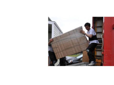 mudanzas y fletes en los polvorines,1530169589- - Flytting/Transport