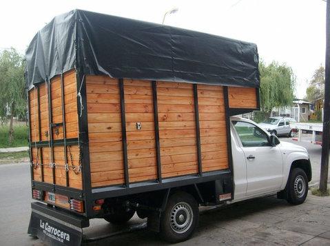 mudanzas y fletes en rincon de milberg,nordelta,47273845- - Flytting/Transport