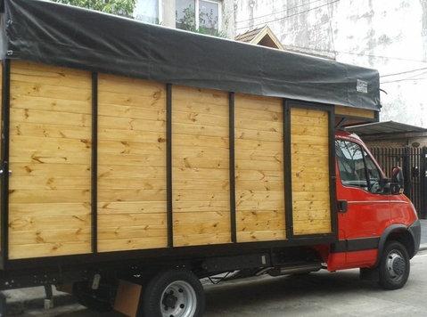 mudanzas y fletes en san cristobal, 1130169589- - Flytting/Transport