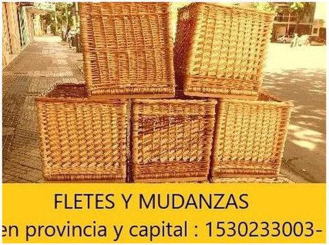 mudanzas y fletes en san telmo,1530233003- - Mudanzas/Transporte