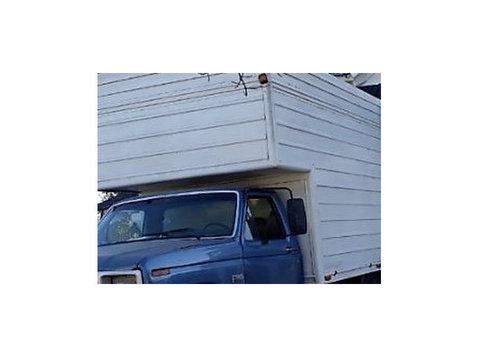 mudanzas y fletes en villa urquiza,47273845 - Mudanzas/Transporte