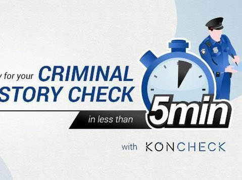 Apply your Criminal History Check without hassle - Sonstige