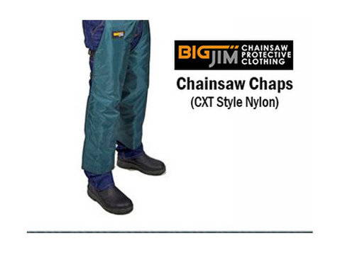 Chainsaw Safety Gear - Protective Clothing - Vetements et accessoires