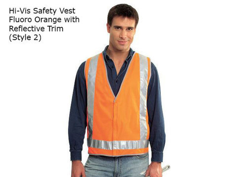 Hi-vis Safety Vests - Protective Workwear - Vetements et accessoires