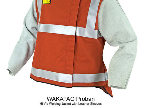 Welding Jackets - Wakatac Proban - Clothing/Accessories