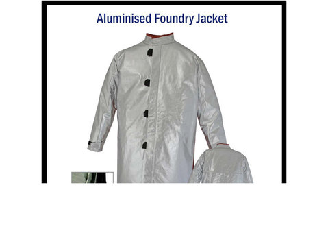 Foundry Safety Clothing - Furnace Workers Protective Gear - Autres