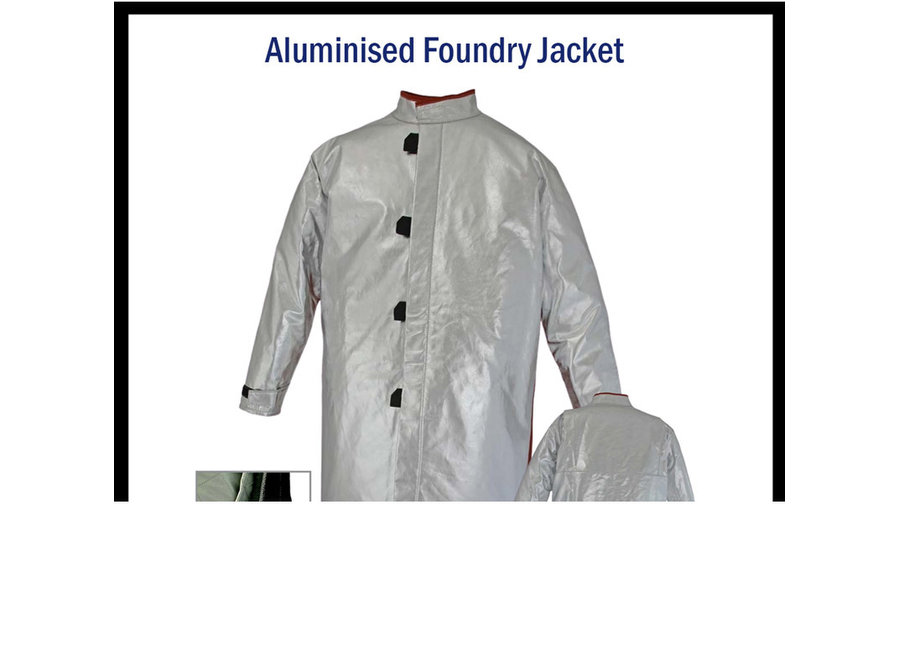 Foundry Safety Clothing - Furnace Workers Protective Gear - Buy & Sell: Other