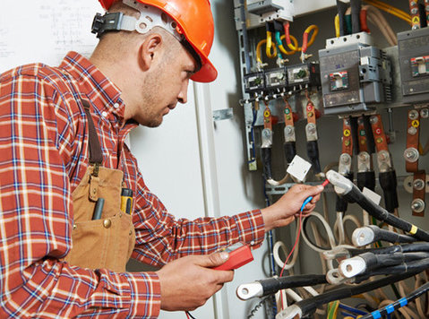 Residential local Electrician-brisbane, Logan, Bayside - Electriciens et Plombiers