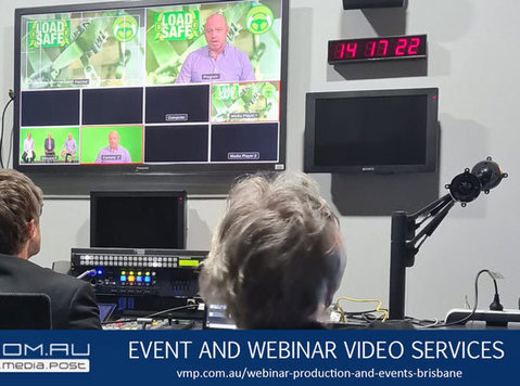 Brisbane Event and Webinar Video Services - Services: Other
