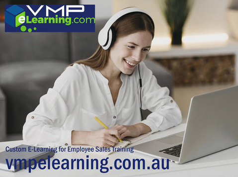Customised E-learning for Product Knowledge & Sales Training - Services: Other