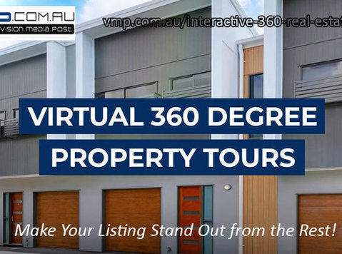 Interactive 360 Real Estate Property Tours - Autres