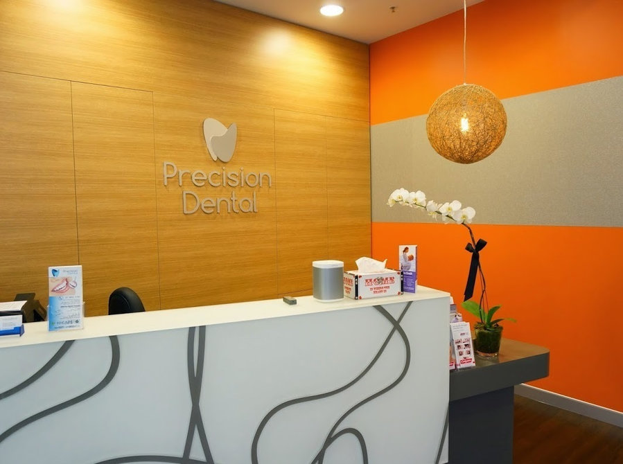 Precision Dental - Services: Other