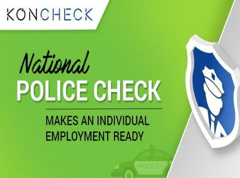 National Police Check - Services: Other