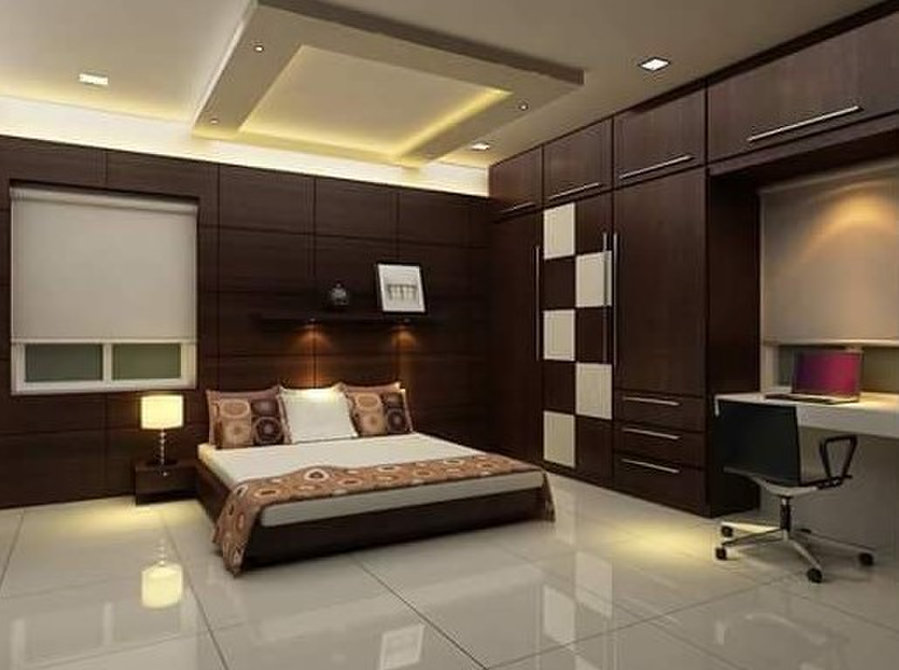 Contemporary Bedroom Interior Design - Services: Other