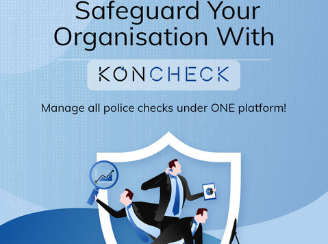 KONCHECK Provides Business Solution for Your Organisation - Autres