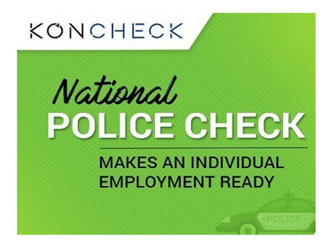Police Check for Employment - Autres