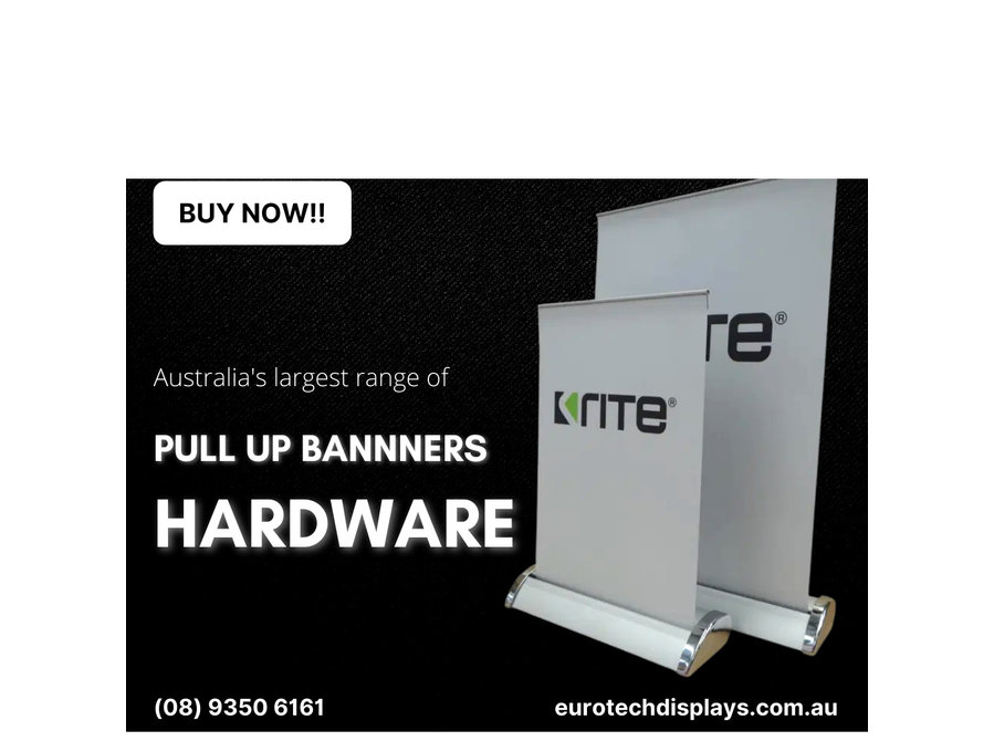 Pull up banners - Buy & Sell: Other