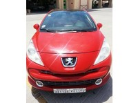 2008 Peugeout 207cc Convertible Car for Sale - Seef - Cars/Motorbikes