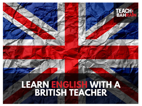 Learn English with a British Teacher (IELTS, TOEFL) - Language classes