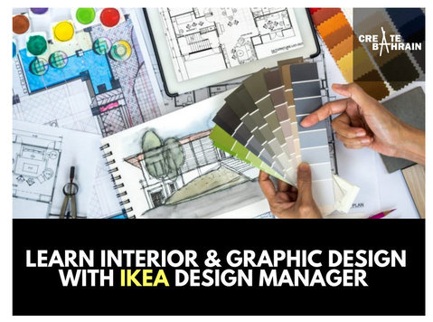Learn Design with IKEA Design Manager (Interior & Graphic) - دوسری/دیگر
