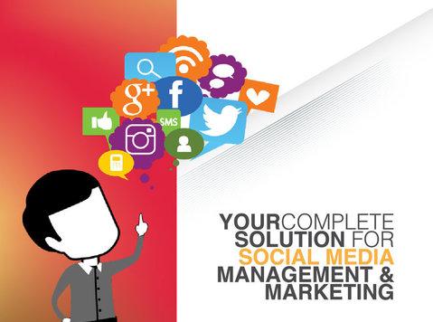 Social Media Marketing - Υπολογιστές/Internet