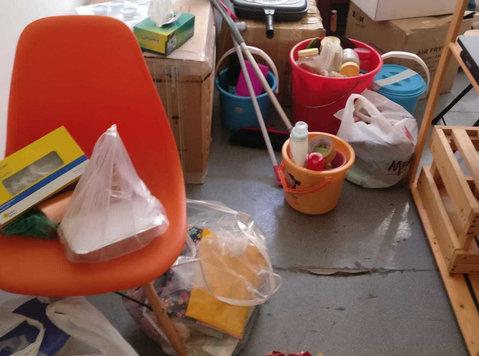 House movers packers in Bahrain 33407565 - Преместване / Транспорт