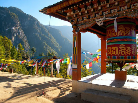 Discover Bhutan with one of the Best Bhutan Tour Operator - Annet