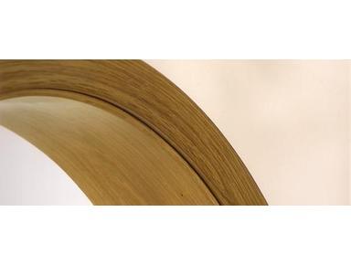 تقي كامل الخشب الصلب الجولة - Annet