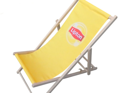 Branded deckchairs, hammocks, windbreaks, bags etc - Recherche d'associés