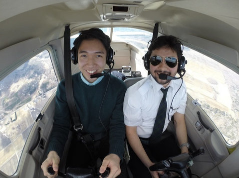 Get Your Commercial Pilot License Faster, Pay Lower Tuition - Outros