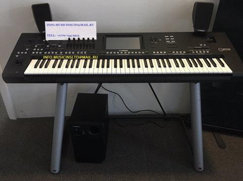 Venta Yamaha Genos, Tyros 5, Korg Pa4x, Pioneer Cdj-2000nxs2 - Electrónica