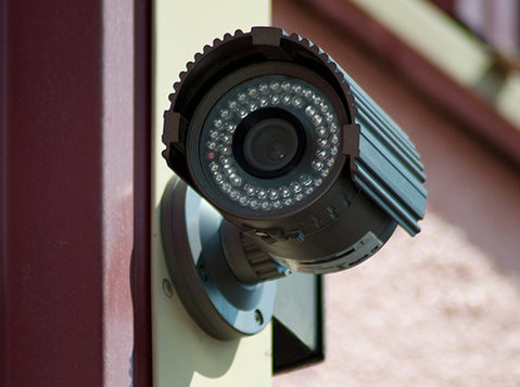 Surveillance Camera for security - Building/Decorating